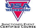 USATF Sanctioned and Certified